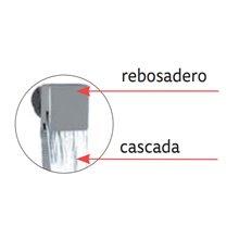 Système de vidage pour baignoire avec vanne d'écoulement carrée TRES