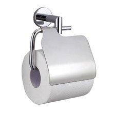 Dérouleur de papier WC avec couvercle Line NOFER