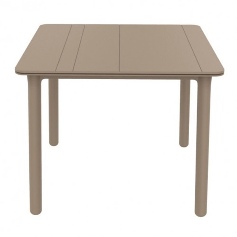 Table carrée sable Noa de Resol