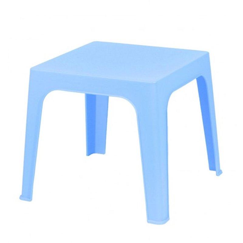 Lot de 4 tables enfant bleues Juliette Resol