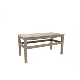 Table basse couleur sable CLIC-CLAC de Resol