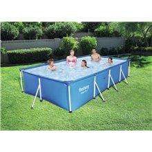 Piscine pour enfants 400cm Steel Pro Splash...