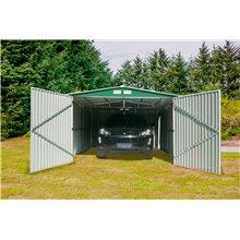 Garage en métal 16m² Norfolk Gardiun