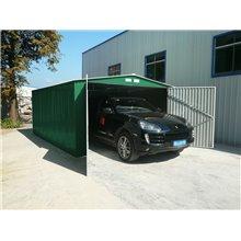 Garage en métal 18,24m² Kent Gardiun