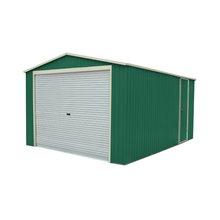 Garage en métal 17,85m² Leicester Gardiun