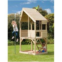 Maisonnette pour enfants 1,64m² Chalet Outdoor...