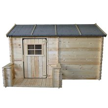 Maisonnette pour enfants 3,9m² Dumbo Outdoor Toys