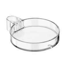 Porte-savon transparent Stella Roca