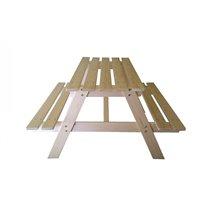 Table de pique-nique pour enfants 90x70x50cm...