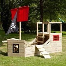 Aire de jeux bateau pirate Outdoor Toys