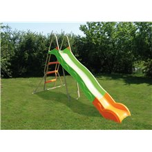 Toboggan avec extension Milor Outdoor Toys