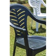 Lot de 25 chaises anthracite Palma Resol
