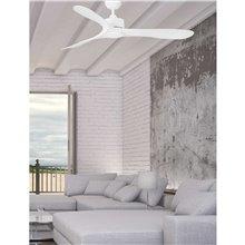 Ventilateur blanc Luzon de Faro