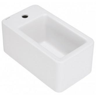 Lave-mains suspendu NOTE 45 avec perçage Sanindusa