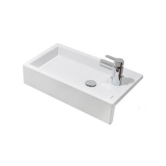 Plan vasque semi-encastré FLAT Sanindusa