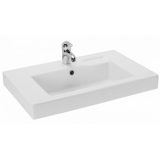 Plan vasque semi-encastré LINHA 70 Sanindusa