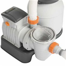 Pompe de filtration à sable 3785 L/Heure Bestway