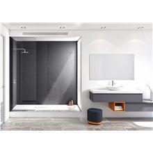 Panneaux de salle de bains Han Quick B10