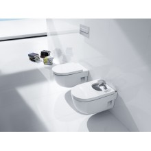 WC Rimless suspendu Meridian Roca