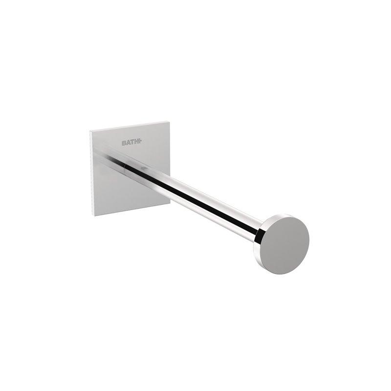 Porte-papier WC sans couvercle à bras unique Stick Bath+