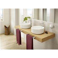 Mini porte-serviettes de lavabo Tempo - Roca