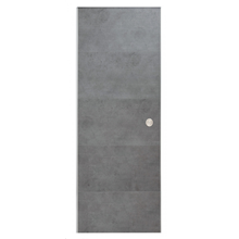 Porte coulissante Gris Ciment Door in Box GROSFILLEX