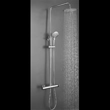 Colonne de douche ronde Torres OXEN