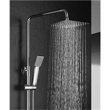 Colonne de douche carrée Vergara OXEN