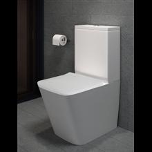 WC réservoir bas Cube de Futurbaño