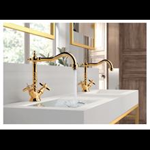 Robinet pour lavabo mélangeur manuel TRES-CLASIC