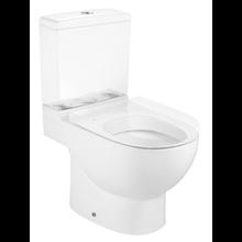 WC Multiclean réservoir bas Meridian Roca