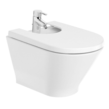 Bidet suspendu The Gap Round Roca