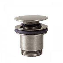 Bonde de vidage pour lavabo Simple-Rapid acier Clasic TRES