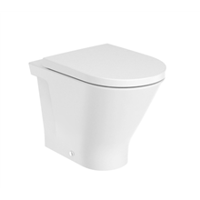 WC Rimless fixé au mur The Gap Roca