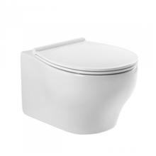 WC suspendu rimflush Sanprojet Sanindusa