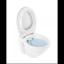 WC suspendu rimflush CETUS 52 Sanindusa