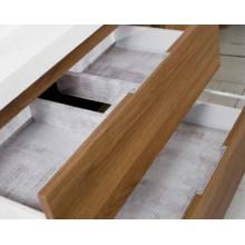 Meuble Life 4 tiroirs sans plan vasque B10
