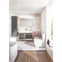 WC Rimless réservoir bas Inspira Square Roca
