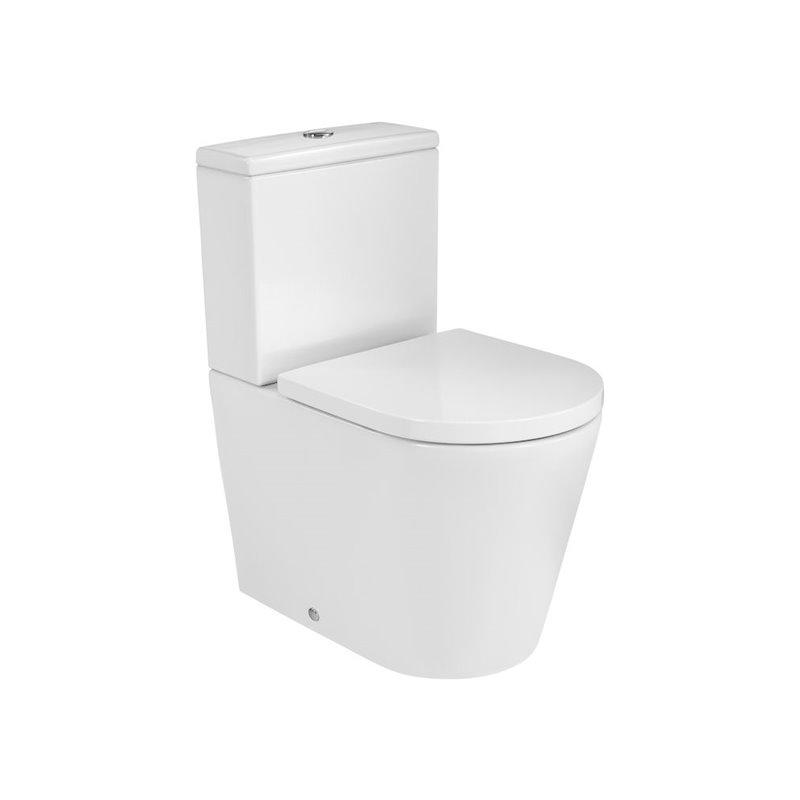 WC Rimless réservoir bas Inspira Round Roca