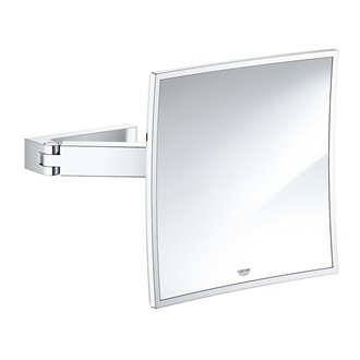 Miroir grossissant Selection Cube Grohe
