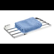 Porte-serviettes multiple avec crochets 54 cm...