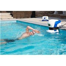 Système de nage à contre-courant Swimfinity...