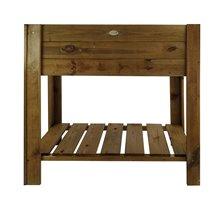 Table potager en bois Compact Gardiun