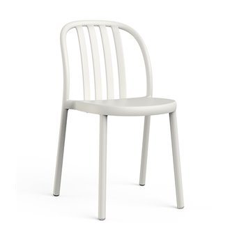 Lot de 2 chaises blanches Sue Resol