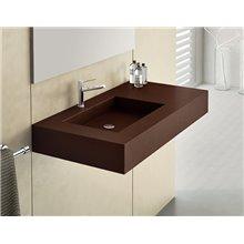 Plan vasque sans tablier GRANIT NUDESPOL