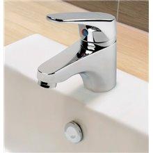 Robinet mitigeur pour lavabo avec vidage automatique Pol TRES