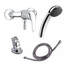 Robinet de douche avec kit de douche PANAME Clever