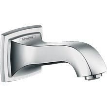 Bec pour baignoire 158 mm chrome Metropol Classic Hansgrohe