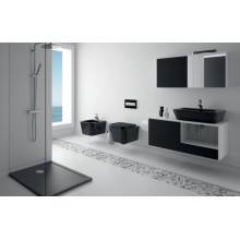 Lavabo ADVANCE 65 noir Sanindusa