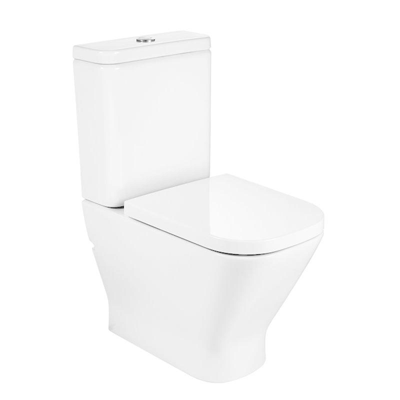 WC compact réservoir bas The Gap Roca